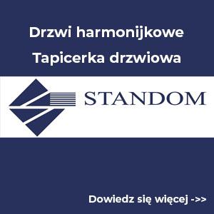 Drzwi Harmonijkowe - Standom.com.pl